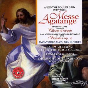 Messe Agatange