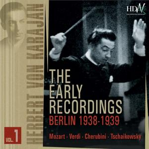 Herbert von Karajan (Early Recordings Volume 1 1938 - 1939)