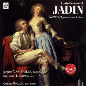 Jadin : Nocturnes pour hautbois & piano