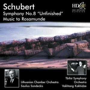 Symphony No.8 in B Minor, Unfinished, D.759; Music to Rosamunde, D.797, Op.26