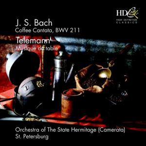 Bach : Coffee Cantata, BWV 211 - Telemann : Musique de table