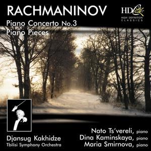 Piano Concerto No.3 & Piano Pieces