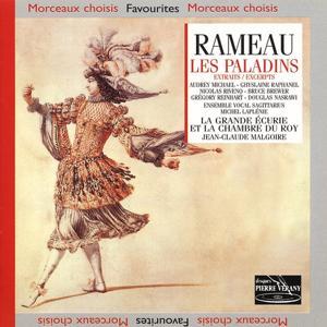 Rameau : Les Paladins (Comédie lyrique en 3 actes)