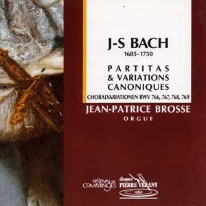 Bach : Partitas & variations canoniques