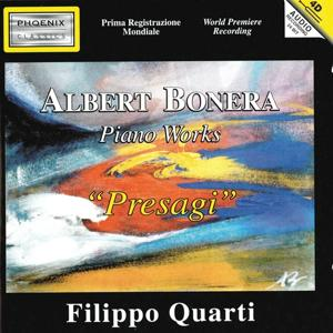 Albert Bonera: Presagi (Piano Works)