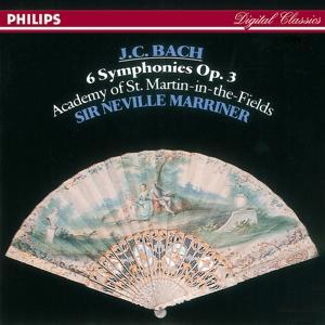 Bach, J.C.: 6 Symphonies, Op.3