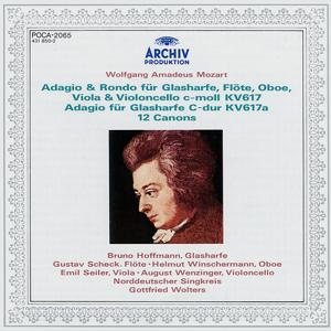 Mozart, W.A.: Adagio & Rondo K.617; 12 Canons