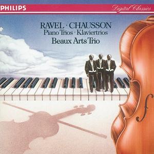 Ravel: Piano Trio in A minor/Chausson: Piano Trio in G minor