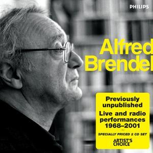 Alfred Brendel - Live