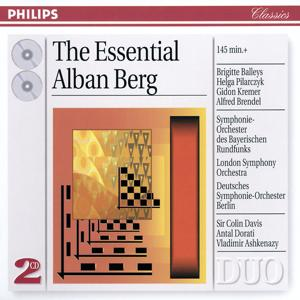 The Essential Alban Berg