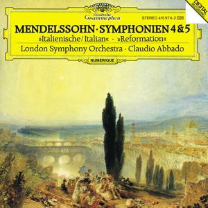 Mendelssohn: Symphonies Nos.4