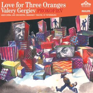 Prokofiev: Love for Three Oranges