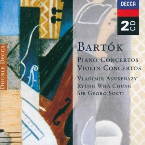 Bartók: Piano Concertos; Violin Concertos