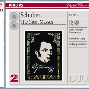 Schubert: The Great Masses
