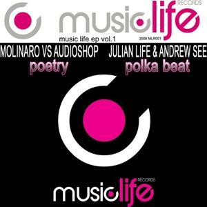 Music Life E.P. Vol.1