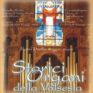 Storici Organi Della Valsesia: Varallo Sesia, Compertogno