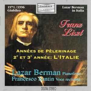 Franz Liszt : Années de pèlerinage, 2e et 3e année: l'Italie