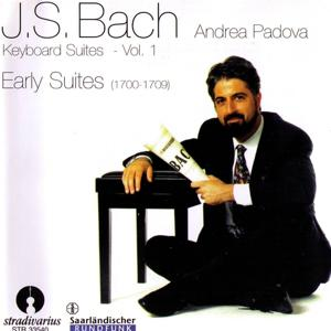 Bach: Keyboard Suites Vol.1 Early Suites