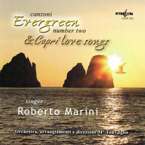 Canzoni Evergreen Number 2 & Capri Love Songs (Orchestra, arragiamenti e direzione Tony Iglio)