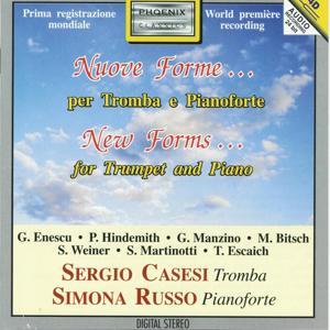 Nuove forme per tromba e pianoforte (New Forms for Trumpet and Piano)