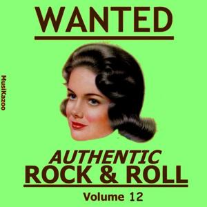 Wanted Authentic Rock & Roll (Vol. 12)