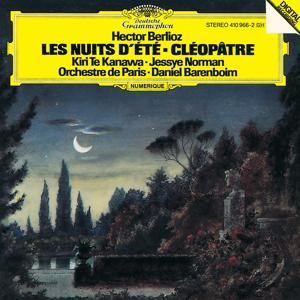 Berlioz: Les nuits d'été; Cléopatre