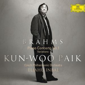 Brahms: Piano Concerto No.1, Variations