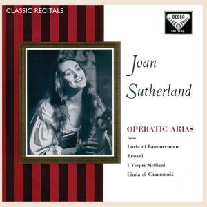 Joan Sutherland: Operatic Arias
