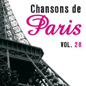Chansons de Paris, vol. 28