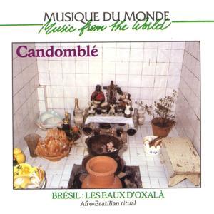 Brésil : les eaux d'Oxala (Candomblé: Afro-Brazilian Ritual)