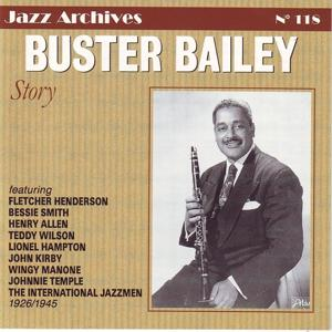 Story of buster bailey 1926-1945