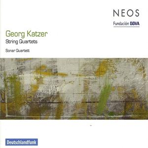 Georg Katzer : String Quartets