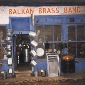 Balkan brass band