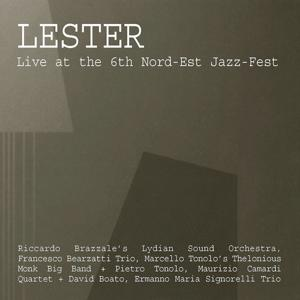 Lester (live at the 6th nord-est jazz-fest)