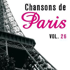 Chansons de Paris, vol. 26