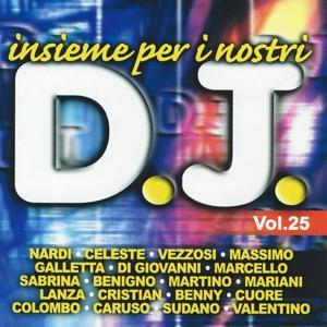 Insieme per i nostri DJ, vol. 25