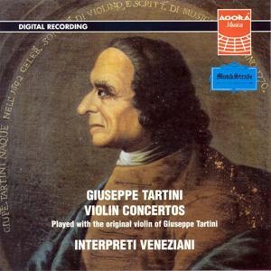 Giuseppe Tartini : Violin Concertos
