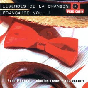 Légendes de la chanson française, vol. 1