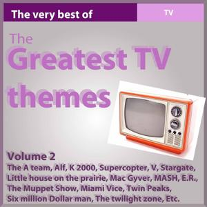 The Greatest TV Themes, vol. 2