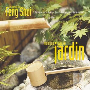 Feng shui: musique pour le jardin