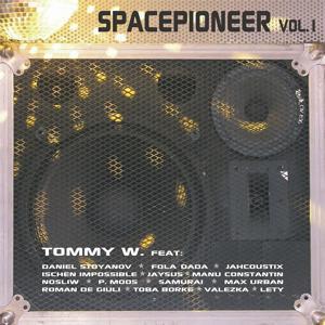 Spacepioneer Vol. 1