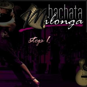 Bachata Milonga step 1
