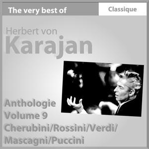 Cherubini : Anacréon - Rossini : Sémiramis - Verdi : La Traviata, La force du destin, Don Carlos - Mascagni : Cavalleria rusticana - Puccini : Manon Lescaut, Gianni Schicchi