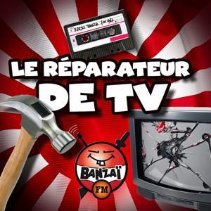 Radio Banzaï : Canulars Téléphoniques : Le réparateur de TV