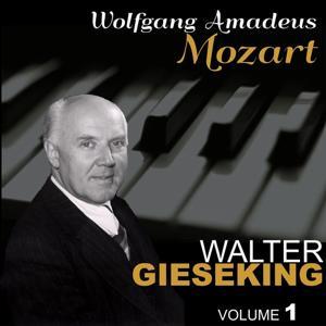 Mozart, Vol. 1: Piano Sonata No. 3 & 17, Adagio KV576, 10 Variations & Five Songs