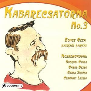 Kabarécsatorna No.3
