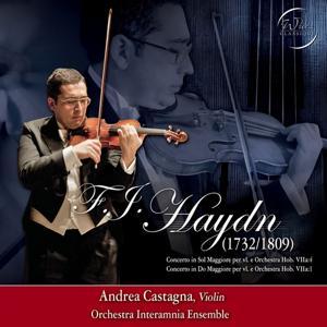 Haydn: Concerto in do e sol maggiore (Conduct by Andrea Castagna)