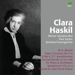 Mozart: Piano Concerto No. 9, Rondo in A Major & 9 Variations on a Minuet