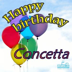 Happy Birthday Concetta (Auguri Concetta)