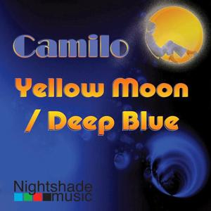 Deep Blue / Yellow Moon